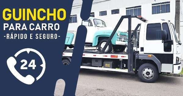 Guincho de Carro Santos
