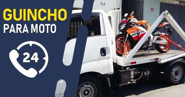 Guincho de Moto Santos