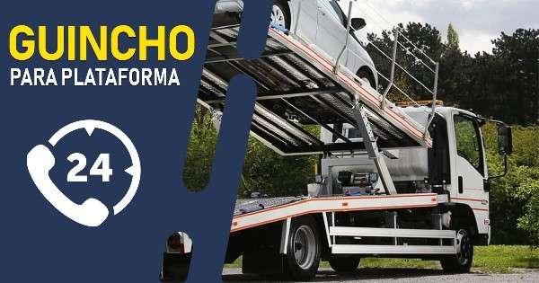 Guincho Plataforma Santos